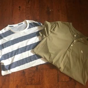 Abercrombie Men Medium Shirts